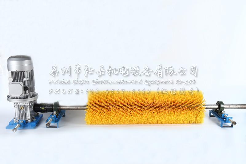 电动滚刷清扫器常见故障及处理方法介绍